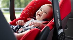 Informe seguridad infantil en el vehículo