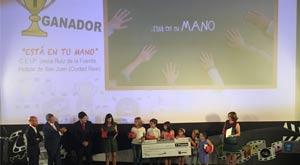 Premios Educación vial listado
