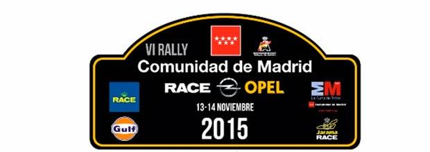 Rally Comunidad de Madrid