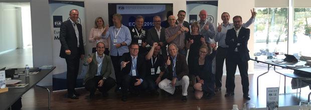 Reunión del European Club Media Alliance