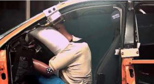 riesgos airbag para la visión