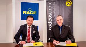 El RACE elige a Codeoscopic