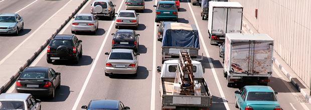 El tráfico desde las cámaras de la DGT