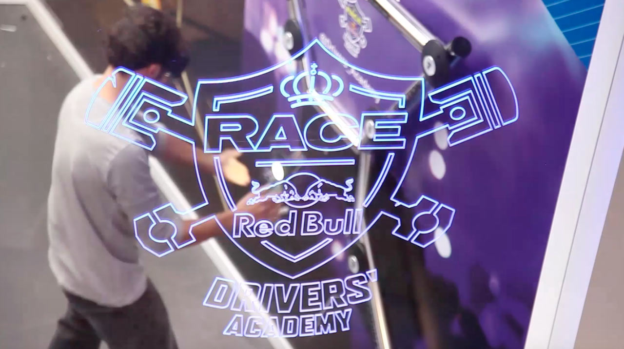 Experiencia alcohol Drivers' Academy RACE Red Bull