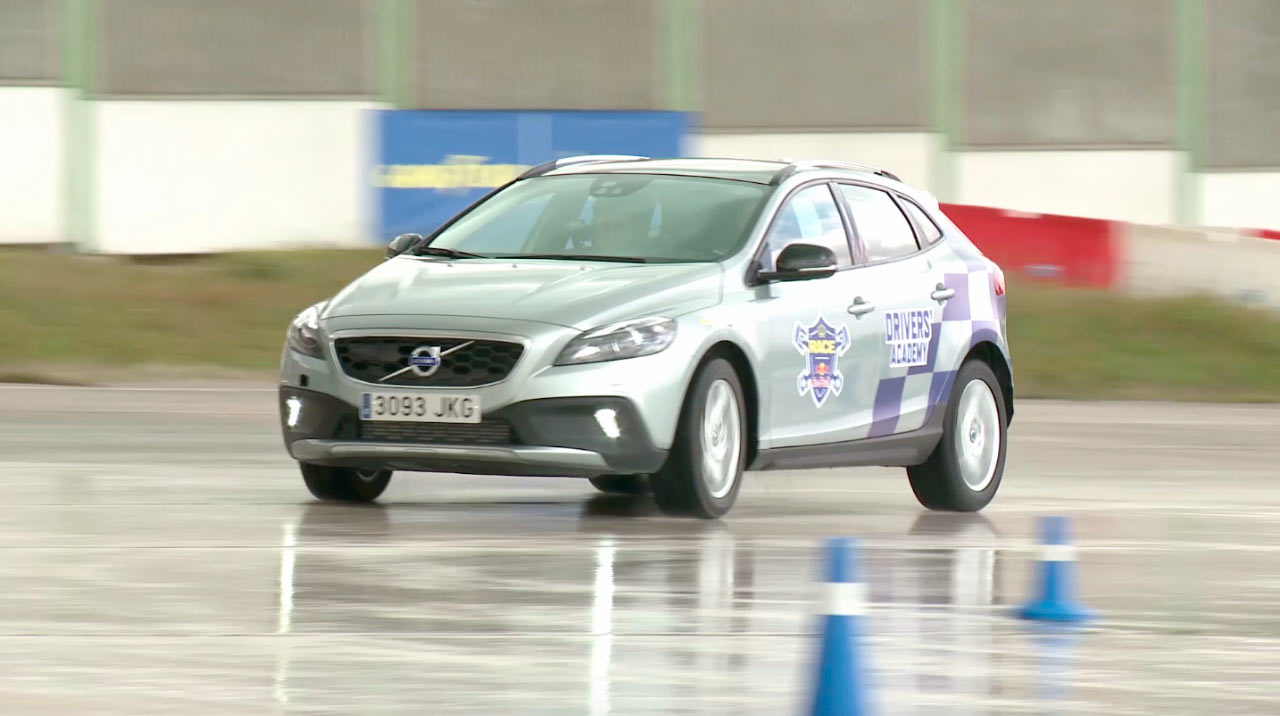 Práctica Drivers' Academy-RACE Red Bull Conduccion