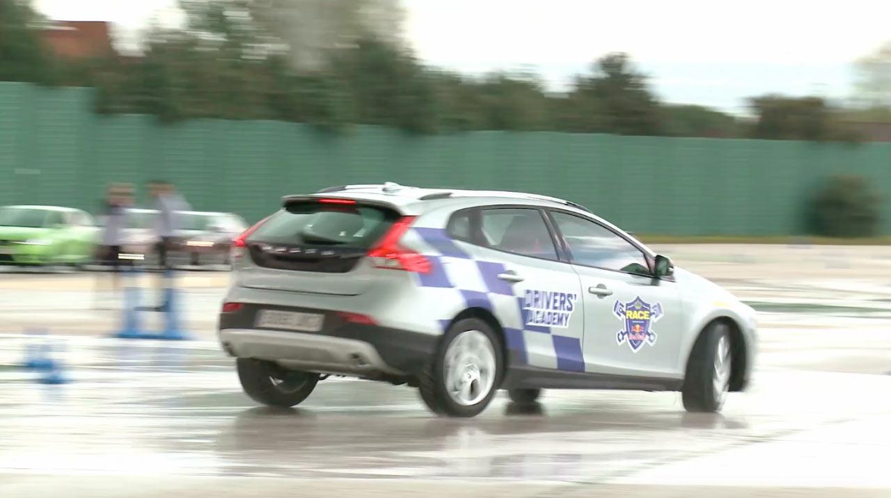 Práctica conducción Drivers' Academy RACE Red Bull