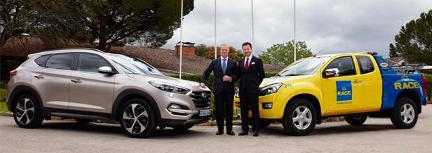 Acuerdo RACE Hyundai