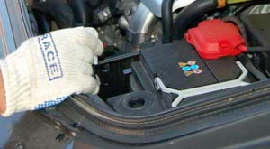 Baterías de coche