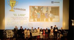 Ganadores premios cortometrajes educación vial
