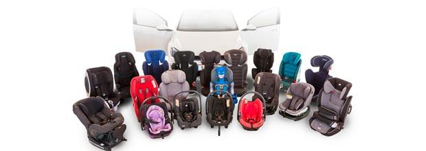 Comparativa de sillas infantiles 2016 race - Sillas de coche race ...