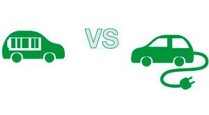 Diferencias coche híbrido y eléctrico