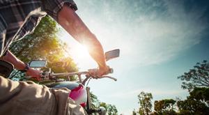 Conducir motos con carnet de coche