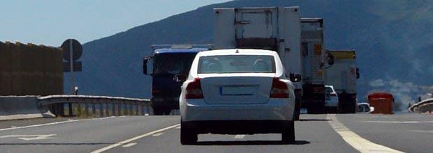 Reducción accidentes tráfico