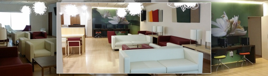 Sala VIP Sevilla