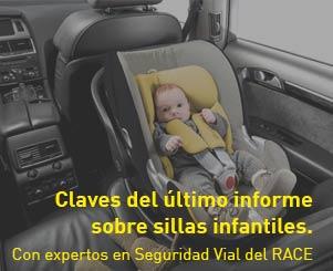 RACE Responde sobre sillas infantiles