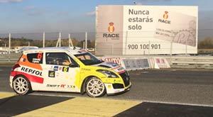 Rallye de la Comunidad de Madrid 2016