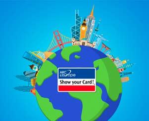 Descuentos Show Your Card en todo el mundo