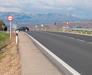 Estado carreteras España