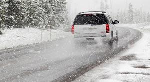 Operativos de asistencia en las zonas nieve