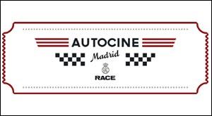 El RACE, patrocinador oficial de Autocine Madrid