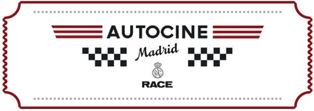 RACE patrocinador oficial de Autocine Madrid