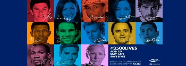 El RACE participa en #3500LIVES