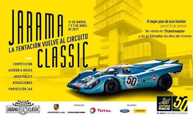 Jarama Classic 2017 en el Circuito del Jarama