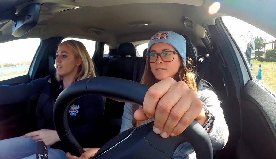 Gisela Pulido, alumna de excepción de la Drivers' Academy