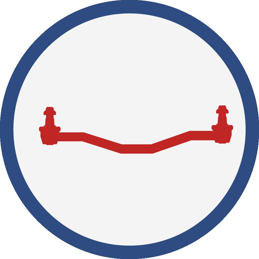 Reparaciones barra dirección