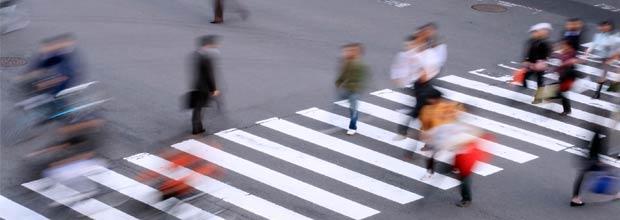 Multas peatones imprudentes
