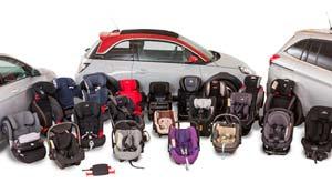 Sillas de coche para niños informe 2017