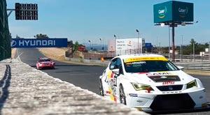 Campeonato RACE Turismos 3 prueba