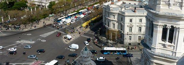 Hábitos de movilidad en Madrid