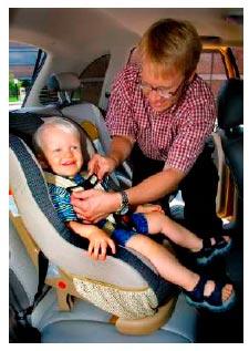 Sistemas de retención infantil AESVI