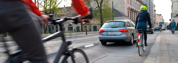 Consejos ciclistas urbanos