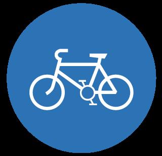 Ciclista urbano siempre tiene prioridad