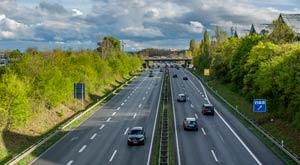 Nivel de riesgo en las carreteras europeas