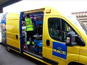 Vehículo RACE 10
