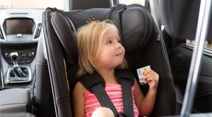 Consejos para viajes largos en coche con niños