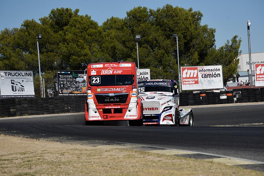 Gran Premio de camión de España 2017