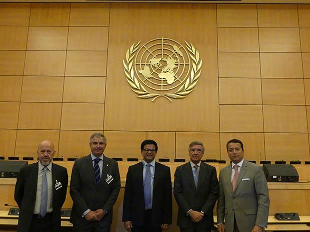ONU y RACE centro de formación en seguridad vial