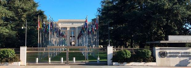 La ONU y el RACE firman en Ginebra