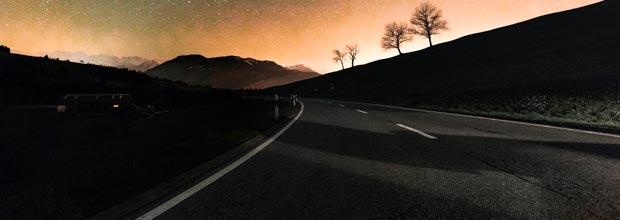 Consejos para conducir de nocheConsejos para conducir de noche