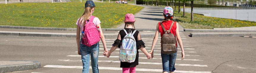 Consejos para llevar niños al colegio