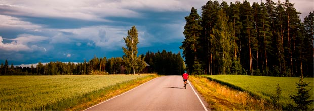 Rutas ciclistas protegidas