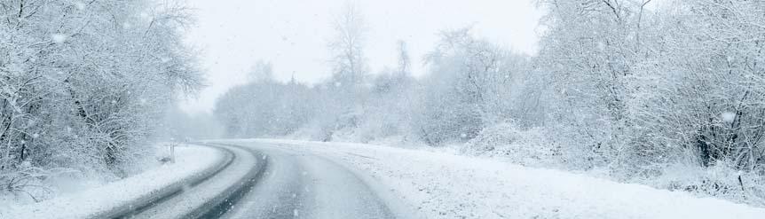 consejos conducción invernal