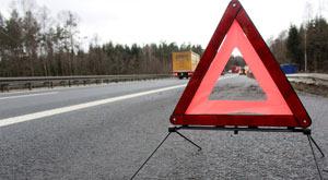 accidente de tráfico en el extranjero