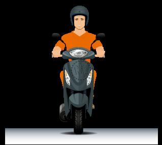 desventajas motosharing