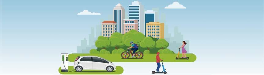 nuevas tendencias de movilidad en ciudades