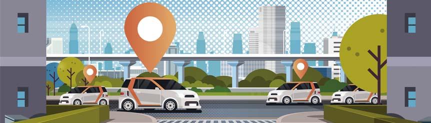 Carsharing ventajas e inconvenientes